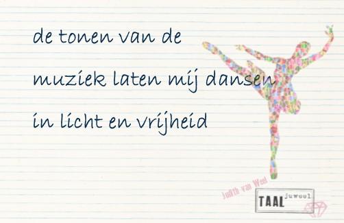 Gedicht dans_ballerina_taaljuweel